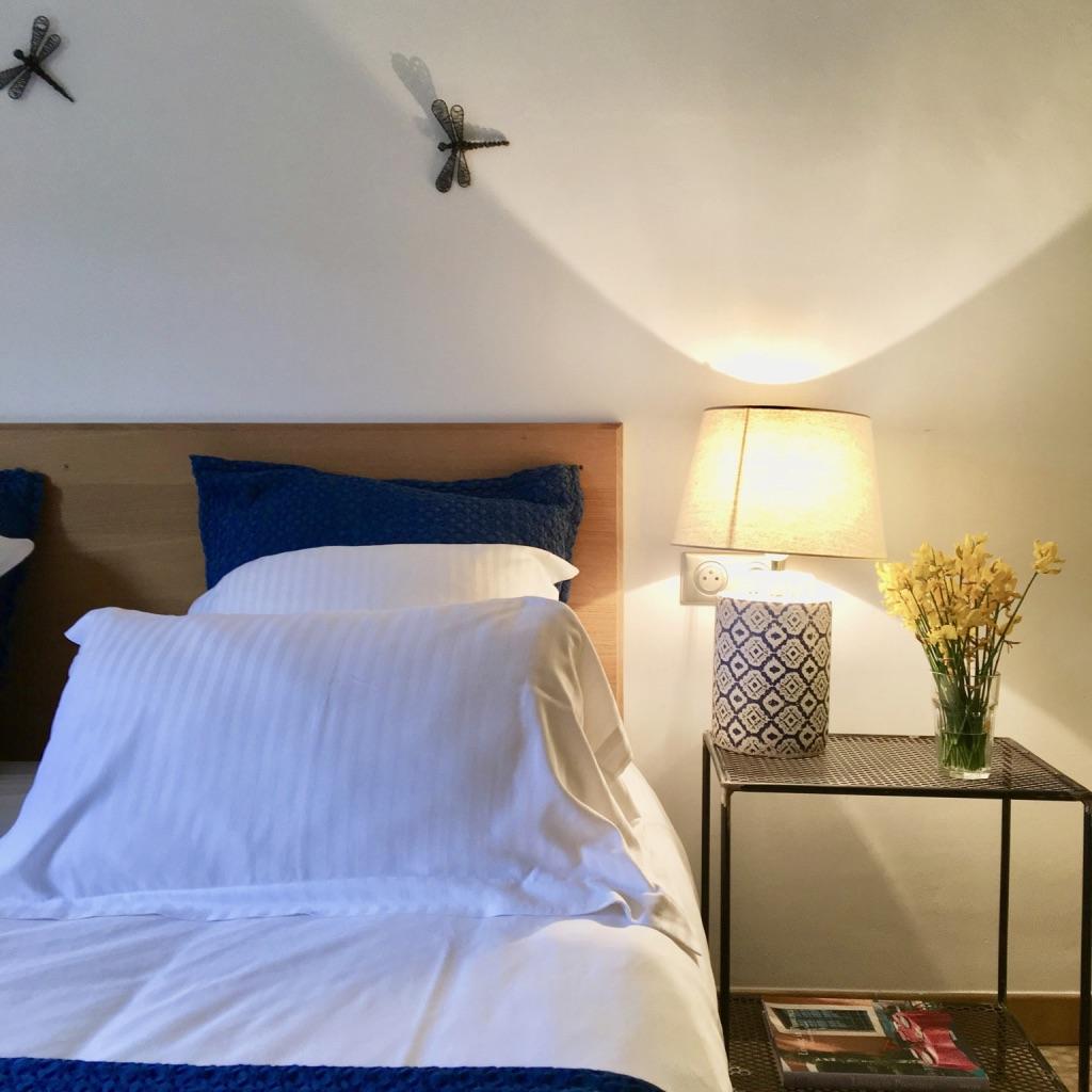 Domaine de la Bastidonne, Mas du Luberon, chambre lit king size